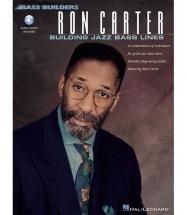 CARTER R. - BUILDING JAZZ BASS LINES + MP3