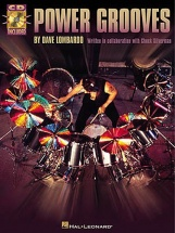 Dave Lombardo Power Grooves Drums + Cd - Drums