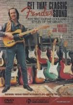 Weider J. - Get That Classic Fender Sound - Dvd