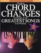 The Best Chord Changes For Eighty Of The Greatest Songs Ever Written M - Melody Line, Lyrics And Cho