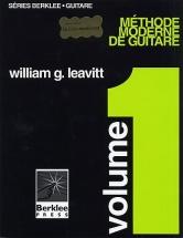 Methode Moderne De Guitare Berklee Volume 1 - Guitar