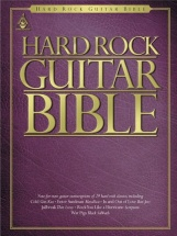 Hard Rock Guitar Bible - Guitar Tab