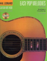 Easy Pop Melodies - Guitare + Cd