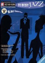Jazz Play Along Vol.35 - Bluesy Jazz + Cd - Bb, Eb, C Instruments