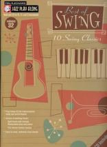 Jazz Play Along Vol.36 Best Of Swing Bb, Eb, C Inst. Cd