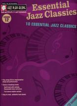 Jazz Play Along Vol.12 10 Essential Jazz Classics Cd