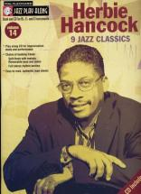 Jazz Play-along Vol.14 - Herbie Hancock + Cd