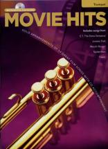 Instrumental Play Along - Movie Hits + Cd - Trumpet