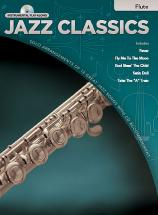 Jazz Classics For Flute + Cd