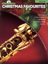 Instrumental Play-along - Christmas Favourites - Clarinet