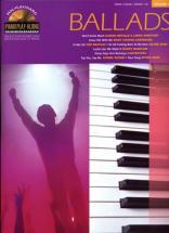 Piano Play Along Vol.11 - Ballads + Cd - Pvg