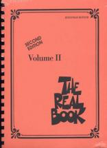 Real Book Vol.2 Second Edition - C Instruments