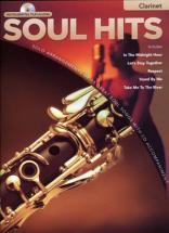 Instrumental Play Along - Soul Hits + Cd - Clarinet