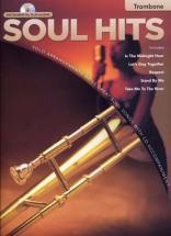 Instrumental Play Along Soul Hits Trombone + Cd