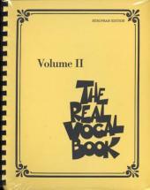 Real Vocal Book Vol.2 European Edition