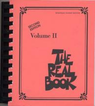 Real Book 2nd Edition Vol.2 European Pocket Edition