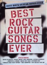 Best Rock Guitar Songs Ever - Guitar Tab