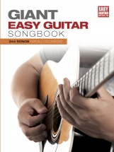 The Giant Easy Guitar Songbook - Guitar