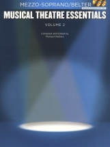 Musical Theatre Essentials - Mezzo-soprano - Volume 2