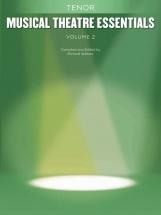 Musical Theatre Essentials Volume 2 - Tenor