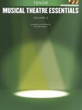 Musical Theatre Essentials - Tenor - Volume 2