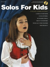 Solos For Kids Voice + Cd - Voice