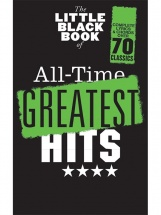 The Little Black Book Of All-time Greatest Hits - Lyrics And Chords