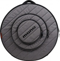 Mono Bags Housse Cymbales 24? Gris