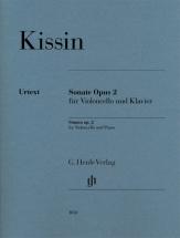 Kissin Evgeny - Sonate Opus 2 - Violoncelle & Piano