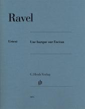 Ravel - Une Barque Sur L'ocean
