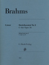 Brahms Johannes - String Sextet N°2 Op.36