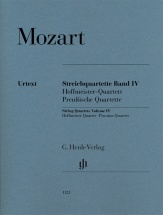 Mozart W.a. - String Quartets Vol.4