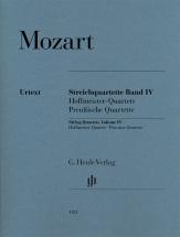 Mozart W.a. - String Quartets Vol.4