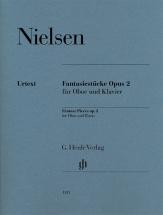 Nielsen C. - Fantasy Pieces Op.2 - Hautbois & Piano