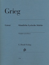 Grieg E. - Complete Lyric Pieces