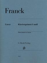 Franck Cesar - Piano Quintet In F Minor