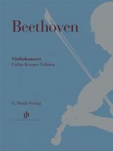 Beethoven - Concerto Pour Violin Op.61 - Gidon Kremer Edition