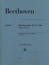Beethoven L.v. - Piano Sonata No.3 In C Major Op.2 No.3