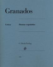Granados Enrique - Danzas Espanolas - Piano