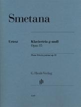 Smetana Bedrich - Piano Trio In G Minor Op.15