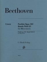 Beethoven L.v. - Parthia Op.103 - Rondo Woo 25 - Octuor A Vents