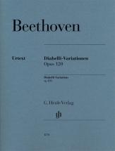 Beethoven L.v. - Diabelli Variations Op.120 - Piano