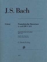 Bach J.s. - Franzosische Ouverture H-moll Bwv 831