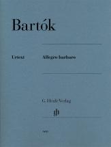 Bartok Bela - Allegro Barbaro