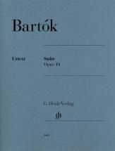 Bartok Bela - Suite Op.14 - Piano