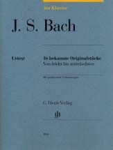 Bach J.s. - 16 Bekannte Originalstucke