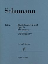 Schumann Robert - Klavierkonzert A-moll Op. 54 - Piano, Orchestra