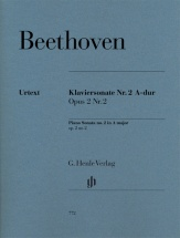 Beethoven L.v. - Piano Sonata N°2 In A Major Op.2 N°2