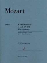 Mozart W.a. - Piano Concerto In C Minor Kv 491 - 2 Pianos