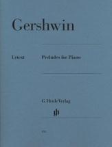Gershwin G. - Preludes - Piano